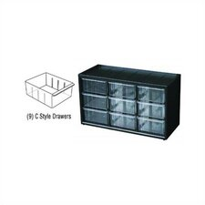 Parts-Station 9 Drawer Small Parts Organizer