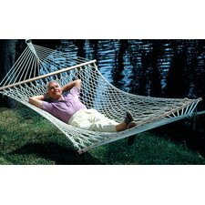 Lawson Deluxe Cotton Rope Tree Hammock