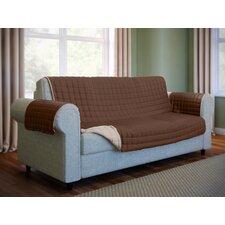 Wayfair Basics Microfiber Sofa Slipcover