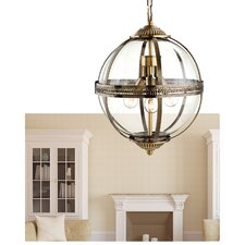 MAYFAIR 3 Light Globe Pendant