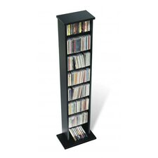 Slim Multimedia Storage Tower