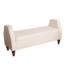 Raubsville Upholstered Storage Bedroom Bench by Andover Mills