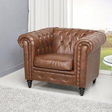 Arline Button Tufted Club Chair by Laurel Foundry Modern Farmhouse