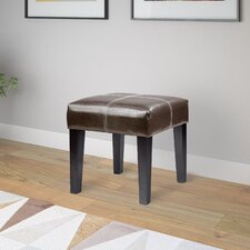 Traditional Solid Ottoman by Darby Home Co