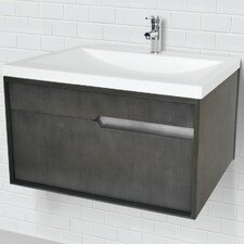 "Cityscape 29.6"" Bathroom Vanity Set"