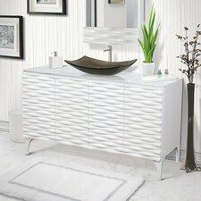 Sophia 60 Single Bathroom Vanity by DECOLAV