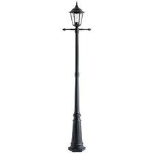 Burford Exterior Tall Lamp 1 Light 218cm Post Lantern Set