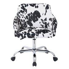 Althea Low-Back Desk Chair