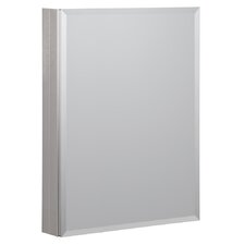 "19"" x 30"" Recessed or Surface Mount Medicine Cabinet"
