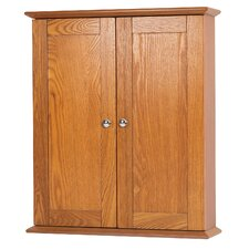 Deanfield 21 W x 24.5 H Wall Mounted Cabinet by Hazelwood Home