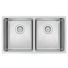 Brier Double Bowl Kitchen Sink