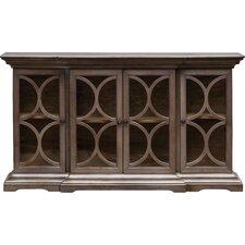 Belino Wooden 4 Door Accent Cabinet