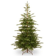 Norwegian 7.5' Green Spruce Artificial Christmas Tree