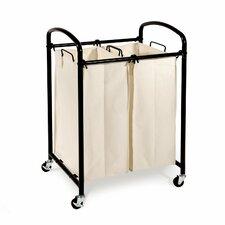 Wayfair Basics 2 Bag Laundry Sorter