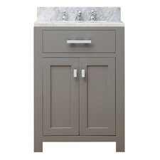 "Fran 24"" Single Bathroom Vanity Set"