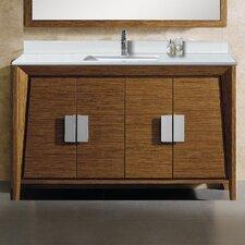 Imperial II 60 Single Bathroom Vanity Set by Fine Fixtures