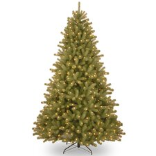 Lakewood 7.5' Green Spruce Artificial Christmas Tree with 750 Clear Lights