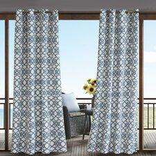 Barrows Outdoor Single Curtain Panel