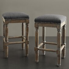 "Remy 26"" Bar Stool (Set of 2)"