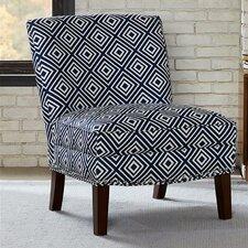 Belmont Slipper Chair by Mercury Row