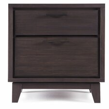 Cornwall 2 Drawer Nightstand by Langley Street