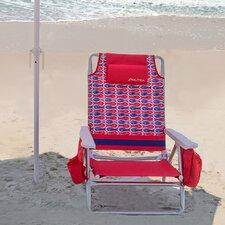 One Fish Two Fish Beach Chair with Cushions