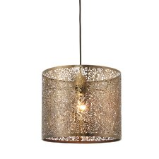 Secret Garden Drum Pendant Shade