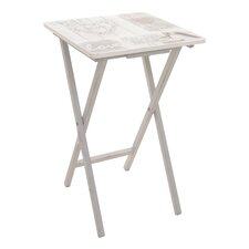Love 40cm Square Folding Table
