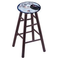 "NHL 36"" Bar Stool with Cushion"