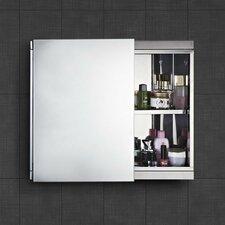60cm x 55cm Surface Mount Mirror Cabinet
