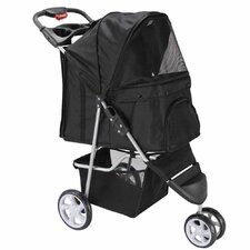 Foldable Standard Pet Stroller