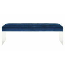 Lawson Upholstered Bedroom Bench by Wade Logan