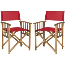 Dobson Director Arm Chair (Set of 2)