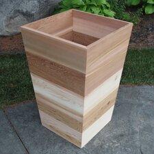 Patio Cedar Pot Planter