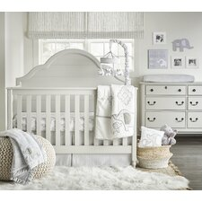 Hudson 4 Piece Crib Bedding Set