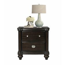 Chapman 2 Drawer Power Nightstand by Darby Home Co