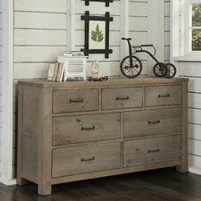 Wilbur 7 Drawer Dresser