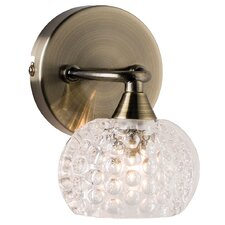 Eastwood 1 Light Semi-Flush Wall Light
