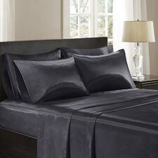 Solid Polyester Sheet Set