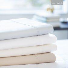 Woven 600 Thread Count Cotton Blend Sheet Set