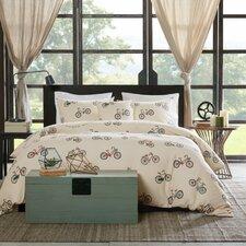 Louisa 4 Piece Comforter Set