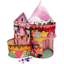 Cubetopia Cupcake Castle Play Tent