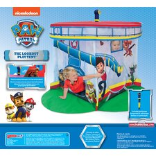Paw Patrol Look Out Center Play Tent