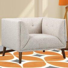 Kronos Mid-Century Armchair by Brayden Studio