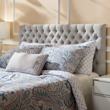 Eudia Queen Upholstered Panel Headboard