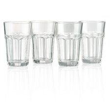 Pearl Ridge 15 oz HighBall Glasses S/4 (Set of 4)