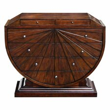 Ryde Sunburst Accent Chest by World Menagerie