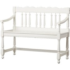 Englewood Wood Entryway Bench by Darby Home Co