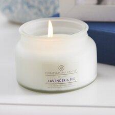 Heritage Lavender & Fig Scented Jar Candle