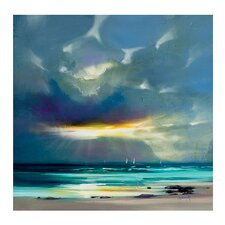 'West Coast Blues II' by Scott Naismith Painting Print